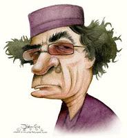 معمر-القذافي