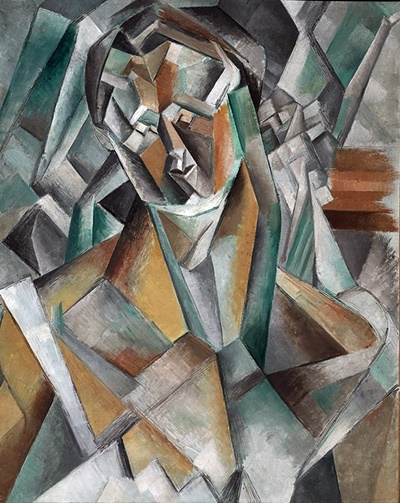 من أعمال الفنان العالمي بابلو بيكاسو